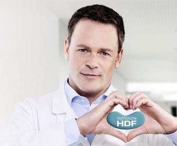HighVolumeHDF® - Fresenius Medical Care